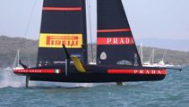 Luna Rossa claim dominant Prada Cup win - will face Team NZ for America's Cup