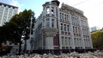 ZB reporter shares his story from Press Building collapse