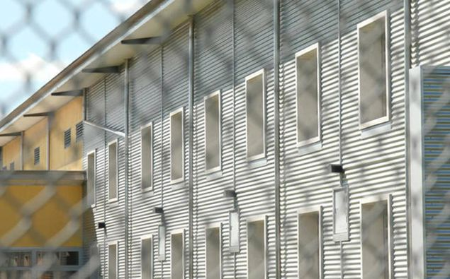 Auckland Region Women's Corrections Facility in Wiri. Photo / RNZ, Claire Eastham-Farrelly