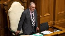 'Twat': National MPs storm out of Parliament after a row with Speaker