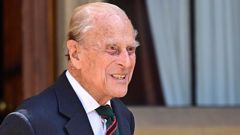 Prince Philip in July 2020. (Photo / Getty)