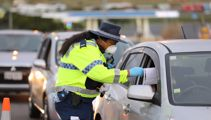Queues forming, motorists turned away at Auckland border checkpoints