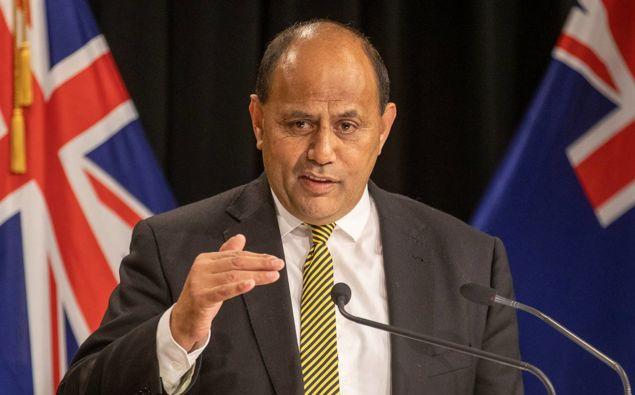 Minister Willie Jackson (Photo / NZ Herald)