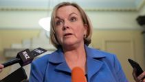 Judith Collins: National Party leader on Parliament suspension