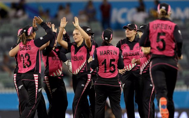 The White Ferns will host England in a three-match series at Sky Stadium. Photosport