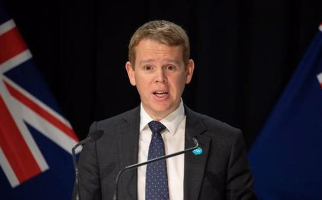 Education Minister Chris Hipkins. (Photo / NZ Herald)