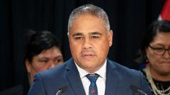 Minister Peeni Henare. (Photo / NZ Herald)