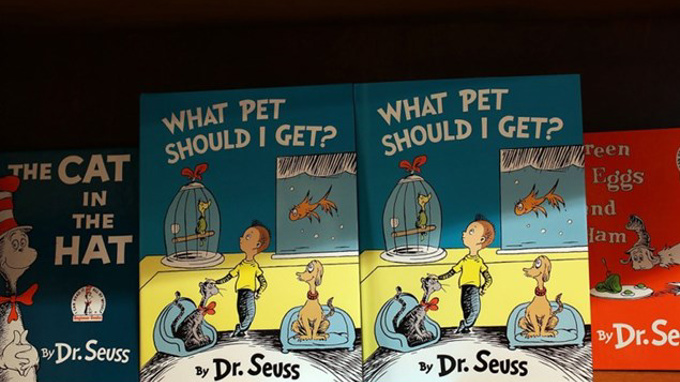 Jack Tame: Dr Seuss issue not black and white