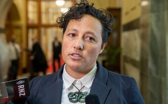 Minister Kiri Allan. (Photo / NZ Herald)