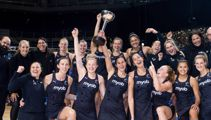 Silver Ferns complete stunning comeback to break Cup drought
