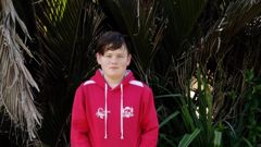 Simon Norris, 14, died in a crash on the West Coast on Sunday. Photo / Supplied