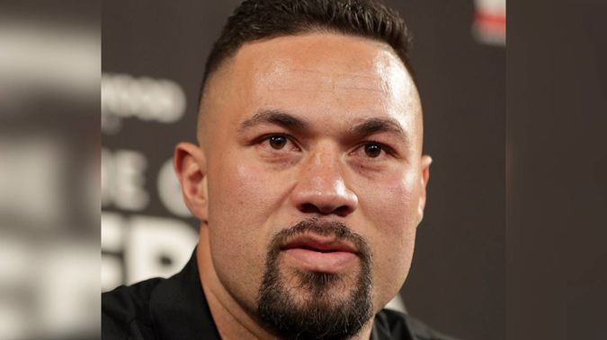 Kiwi boxer Joseph Parker is the sports star police allege is linked to a major international drug importation and supply conspiracy. Photo / Getty Images