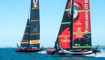 America's Cup: Team NZ level America's Cup series 2-2
