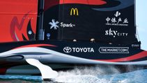'Dropped a bomb on Luna Rossa': Burling dominates Spithill in massive win