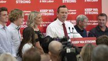 Labor wins historic landslide in Western Australia elections