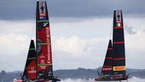 'Frightening speed': Team NZ win 'one of best races in Cup history'