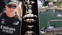 Revealed: New Challenger of Record on standby as Team NZ close in on victory