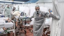Brazil's Covid-19 crisis worsens; hospitals overflowing, record number of deaths