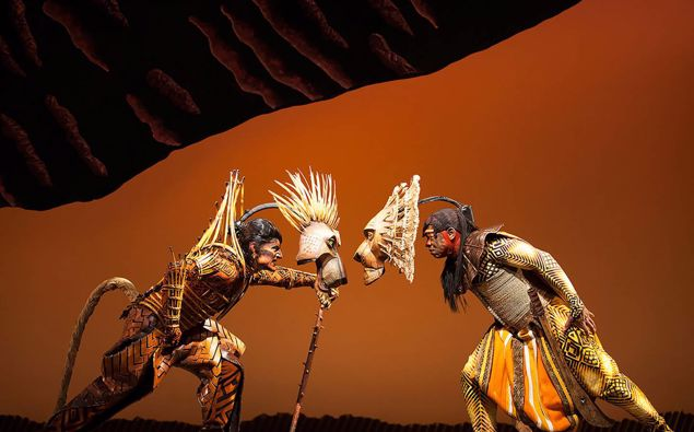 The Lion King stage show. (Photo / Supplied)
