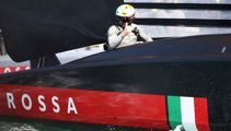 Jimmy Spithill's classy gesture after Team NZ clinch Cup