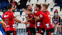 Martin Devlin: Crusaders vs Blues clash will be intriguing to watch