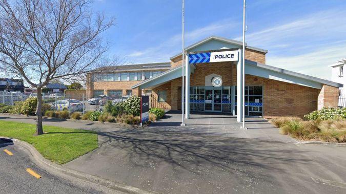New Brighton Police Station. Photo / Google