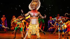 The Lion King stage show is being held at Auckland's Spark Arena and has been granted border exemptions. (Photo / Supplied)