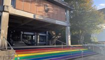 Councillor offers to refund citizen insulted by rainbow path
