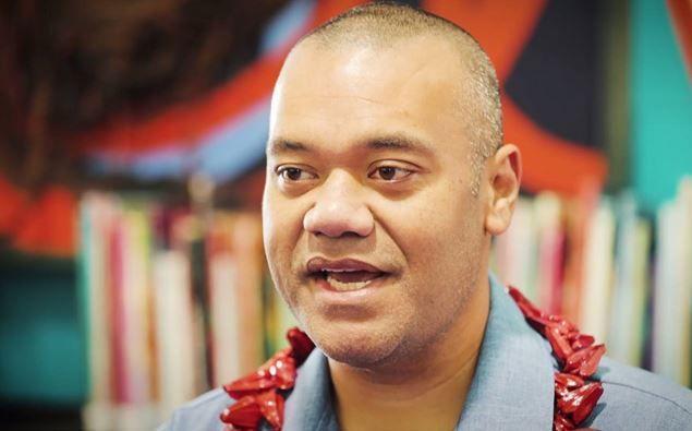 Auckland Councillor Efeso Collins. (Photo / NZ Herald)