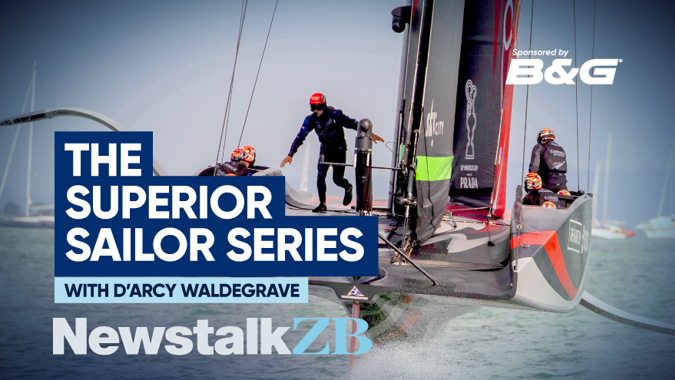 Superior Sailor Series - Episode Nine: PJ Montgomery