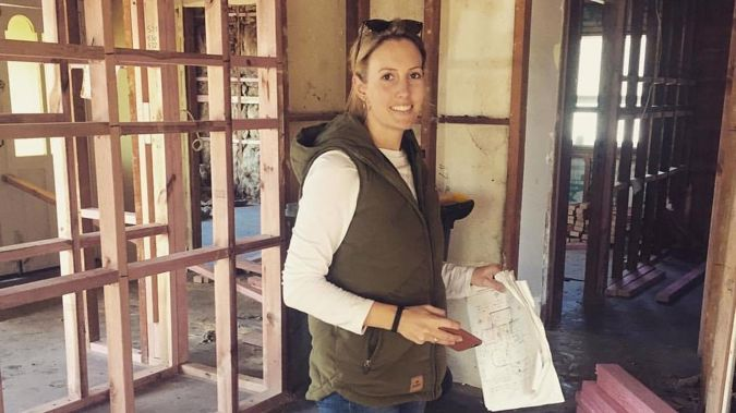 Project consultant Jen Jones said people have unrealistic budgets for their fixer uppers. Photo / Supplied
