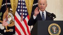 Heather du Plessis-Allan: Joe Biden fails to impress in his first media conference