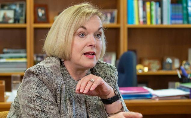 Judith Collins. (Photo / NZ Herald)