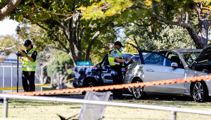 Young girl dies in hospital after crash at an Auckland school