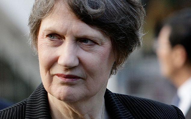 Former Prime Minister Helen Clark. (Photo / Getty)