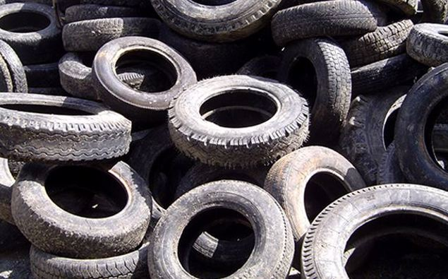 How Fletcher Building is using tyres to help make cement
