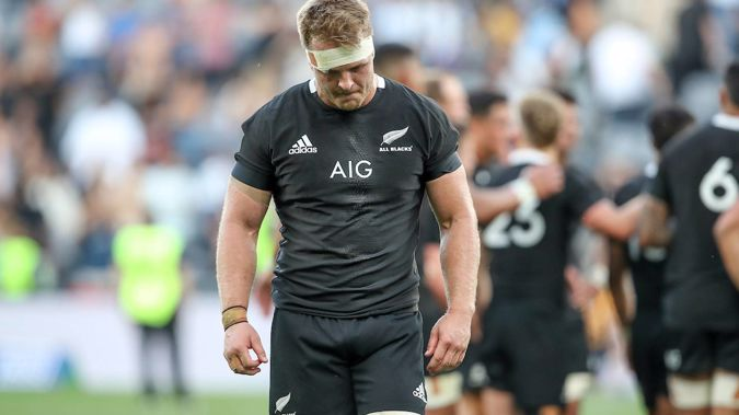 All Blacks captain Sam Cane has been ruled out for 4-6 months. Photo / Photosport