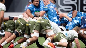 Rugby: Blues beast set to start