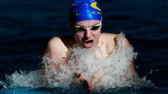 Swimming: Clareburt preparing for Tokyo