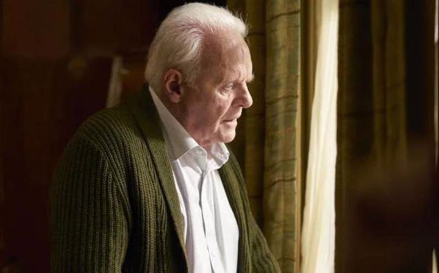 Anthony Hopkins in The Father. Photo / Sean Gleason