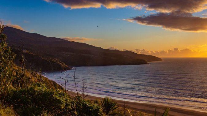 The top locations for Australians booking baches through Bachcare are Raglan, pictured, Tauranga, Waiheke, Marlborough, Mt Maunganui and Marlborough Sounds. Photo / Callum Hill, Unsplash