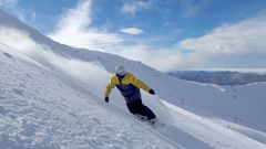 Most skiers from overseas come from Australia. Photo / Supplied