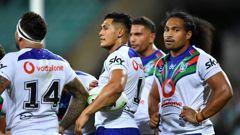 The Warriors look set to remain in Australia. Photo / Photosport
