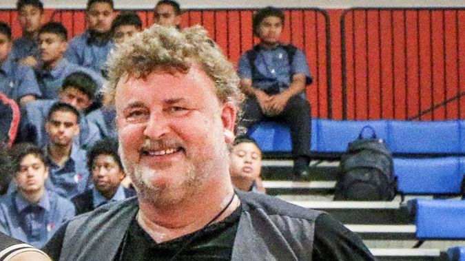Loved Kelston Boys' teacher Chris Daly died after accident. Photo / Supplied