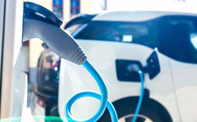 Changing to electric vehicles is just one of many actions small businesses can take to be more sustainable. Photo / Getty