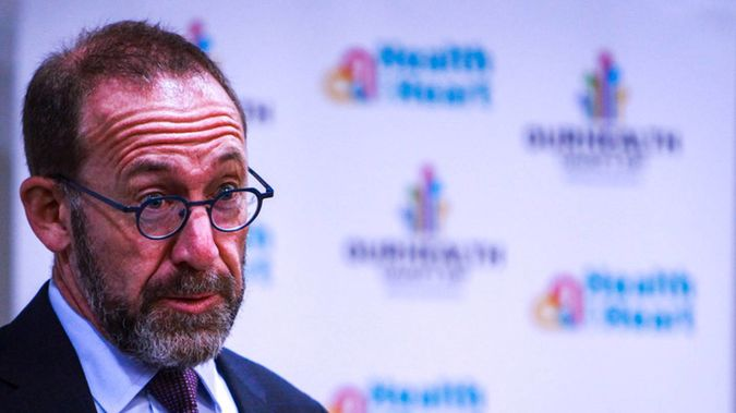 Health Minister Andrew Little. Photo / Paul Taylor