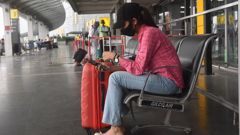 Travellers who have been in India in the past two weeks will not be able to enter NZ. (Photo / Getty)