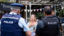 'Under siege': Allegations of scare-mongering as residents of Auckland fight eviction