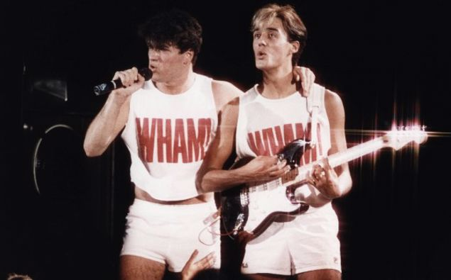 George Michael short shorts could be back in style. (Photo / Getty)