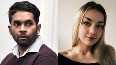 Venod Skantha was convicted of murdering 16-year-old Amber-Rose Rush.